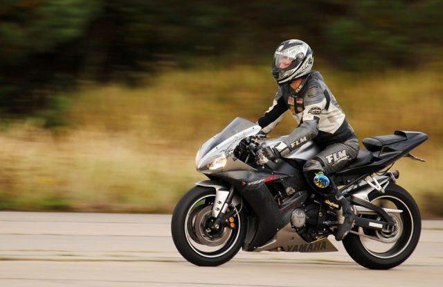 18-летний мотоциклист пострадал в ДТП в Гагаринском районе