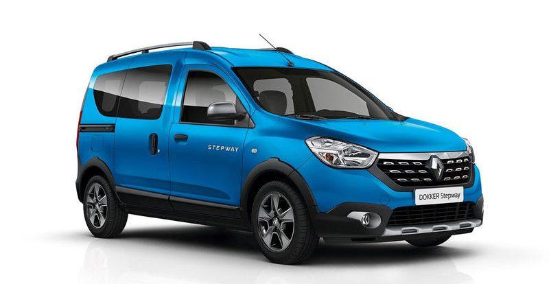 Renault начал продажу внедорожной версии Dokker