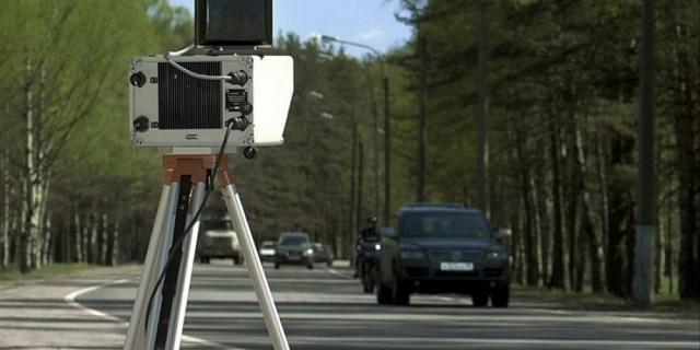 С дорог могут исчезнуть частные камеры фото- и видеофиксации