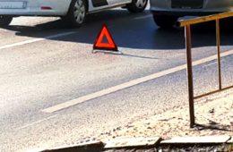 Женщина пострадала в тройном ДТП в Смоленске