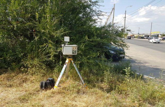 Путин потребовал не прятать камеры видеофиксации на дорогах