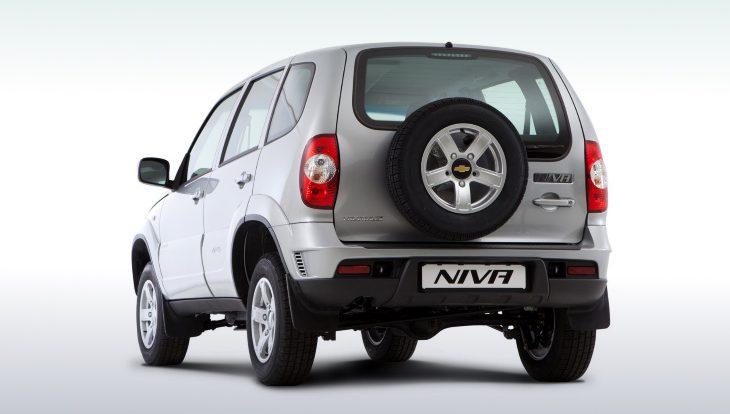 Внедорожник Chevrolet Niva получил мотор с новой «прошивкой»