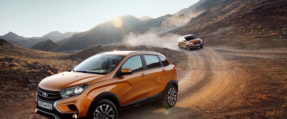 Стартовали продажи Lada Xray Cross с мотором Renault и вариатором