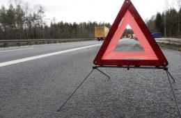 Появилось видео с места жесткого ДТП возле нефтебазы в Смоленске