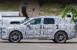 Кроссовер Buick Baby Enclave выйдет на рынок в следующем году
