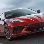 Chevrolet представил среднемоторный Corvette