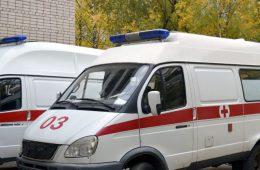 Женщина погибла в ДТП с двумя иномарками в Гагаринском районе