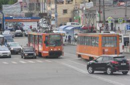 В Смоленске продлили ограничение трамваев до 1 сентября