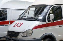 Автомобиль Honda попал в кювет Угранском районе