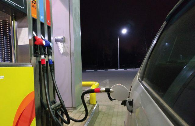 На Смоленщине подорожал бензин