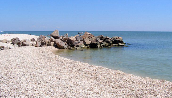 Какие места стоит посетить на побережье в Украине для отдыха?