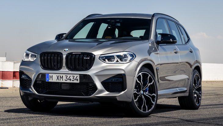 Новые мощные кроссоверы BMW начнут продавать в России в сентябре