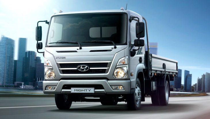 Новый грузовик марки Hyundai начали продавать в России