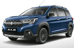 Представлен новый минивэн Suzuki для стран Азии