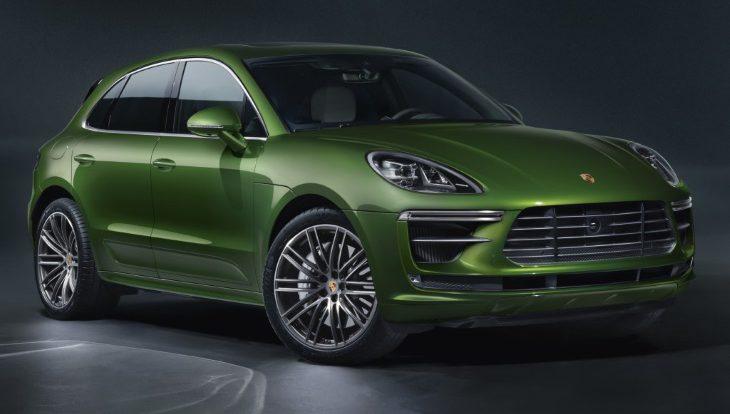 В продаже появился обновленный кроссовер Porsche Macan за 7 млн рублей