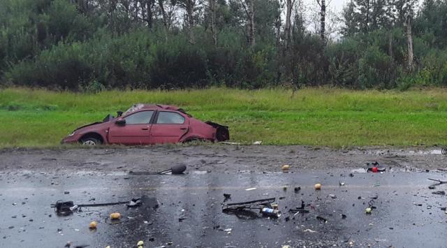 Стала известна причина смертельной автокатастрофы в Смоленской области