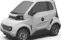 Российский электромобиль Zetta. Опубликованы первые патентные изображения