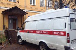 В Смоленске дождливое утро началось с жесткого ДТП