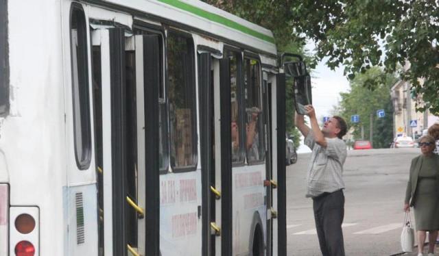 В Смоленске на маршруте №9 вводят дополнительные рейсы