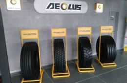 «Петромакс» и Aeolus Tyre: 17 лет продаж грузовых шин в России