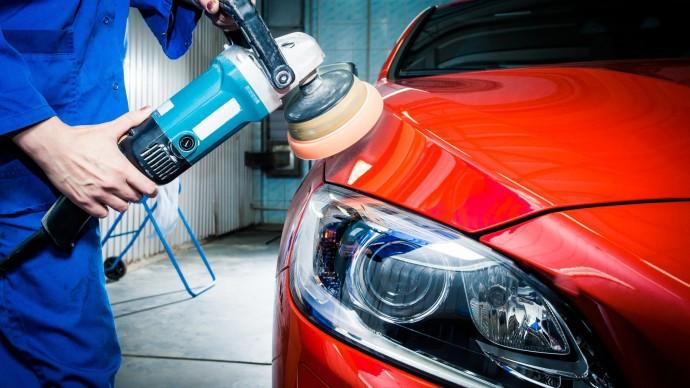 Преимущества полировки автомобиля