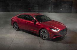 Новая Hyundai Sonata получит лишь один мотор