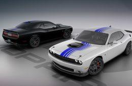Купе Mopar '19 Dodge Challenger отметит юбилей кастомизации