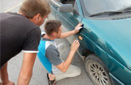 В Смоленской области пешеход решил проучить автолюбителя и заработал «уголовку»