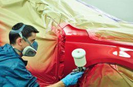 Грамотная перекраска автомобиля