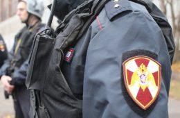 Военнослужащий Росгвардии, сбитый БТР под Смоленском, выписан из больницы