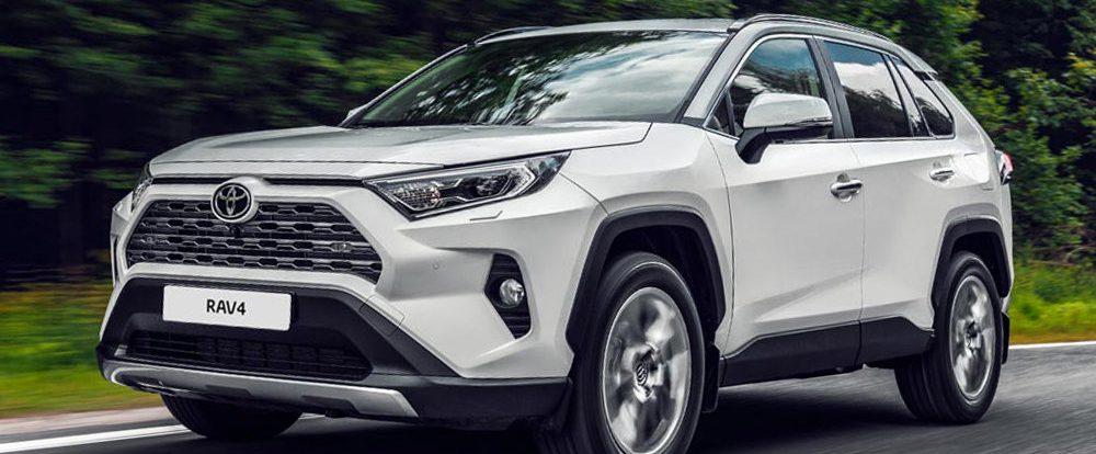 Новый Toyota RAV4 для России: стали известны цены и комплектации