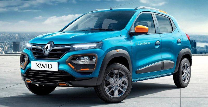 Такого автомобиля не хватает в России? Обновлён супердешёвый хэтчбек Renault Kwid для Индии
