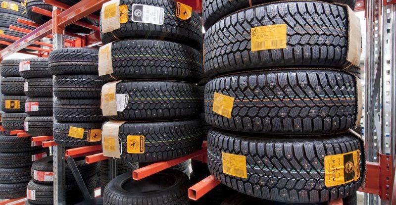 Стали известны средние цены на автомобильные шины в России