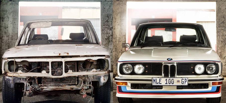 Посмотрите на 43-летний BMW 530 MLE — первую неофициальную «эмку»