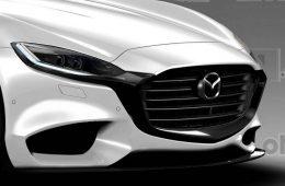Mazda пообещала возродить роторный автомобиль
