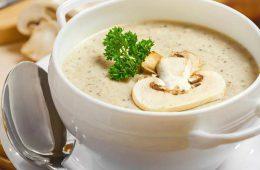 Горячий мясной суп в холодильник от instacook.me