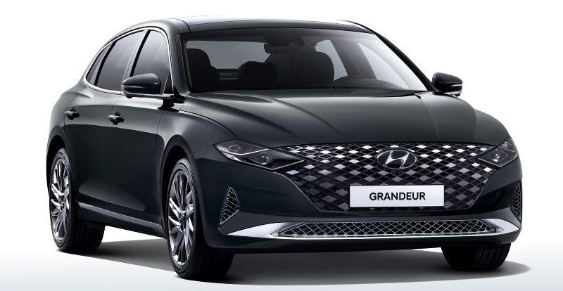 Корейцы обновили седан бизнес-класса Hyundai Grandeur