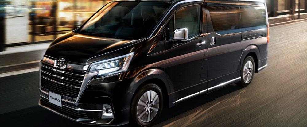 Toyota выпустила дорожный бизнес-джет