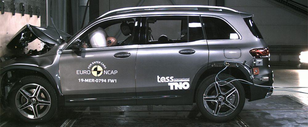 Euro NCAP разбил четыре новинки автопрома