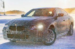 Новый электроседан BMW получит агрегат с отдачей «турбовосьмерки»
