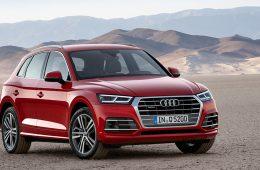 Audi отправит на сервис почти 10 тысяч кроссоверов в России