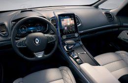 Renault представил свой первый автомобиль с матричными фарами