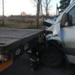 На М1 в Смоленском районе произошло тройное ДТП с пострадавшими