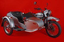 У мотоцикла «Урал» появилась шпионская спецверсия для США