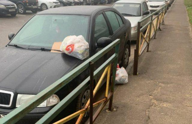 Преступление и наказание. В Смоленске разгорелась битва на Королёвке из-за парковки