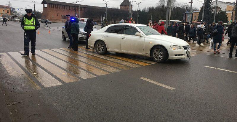 Подробности ДТП с подростком в центре Смоленска