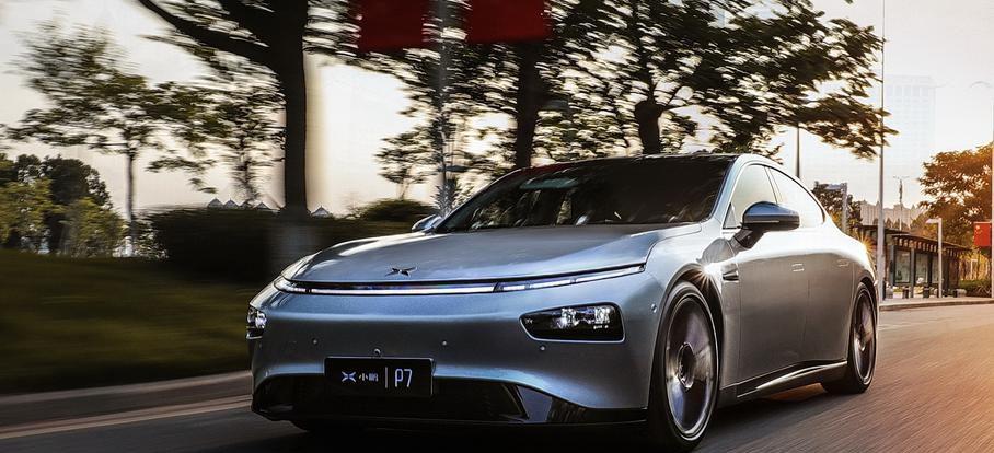 Китайцы выпустили пятиметровый электроседан в три раза дешевле Tesla Model S