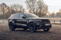 «Черный» Range Rover Velar выйдет ограниченным тиражом