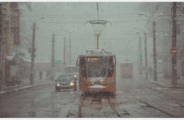 Трамвай №1 вернулся на свой маршрут