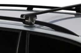 Установка багажника на крышу автомобиля своими руками